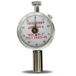 Твердомер ТВР-A (дюрометр) Шора тип А с аналоговым индикатором
