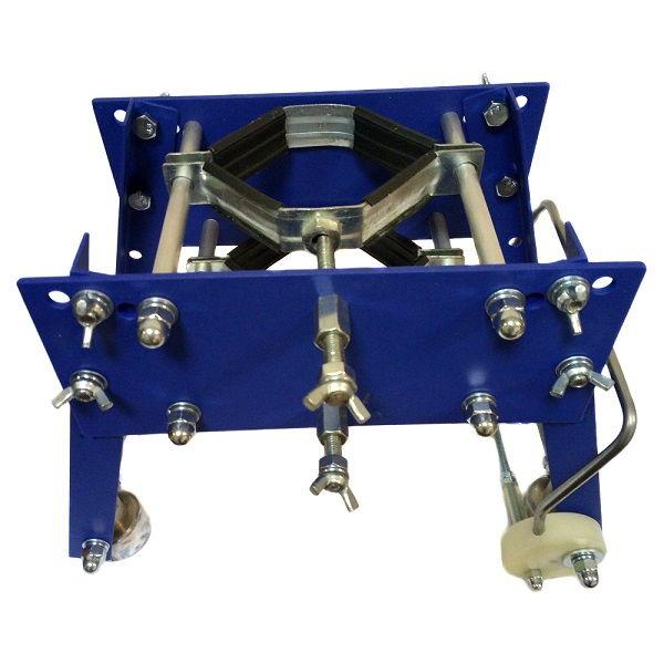 Приспособления для крепления рентгеновских аппаратов к трубе