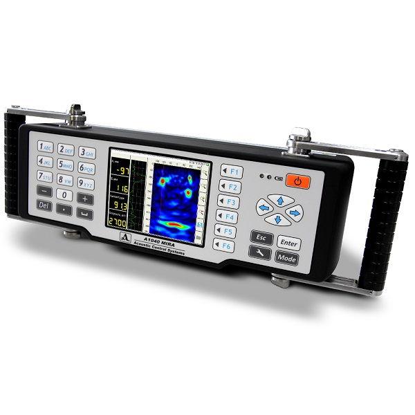 А1040 MIRA ультразвуковой томограф для контроля бетона